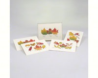 Fall Foliage Assortment (seasonal) Notecards-LEWERSNC13
