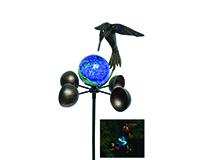 Illum Hummingbird Anemometer Stake-EV4278W