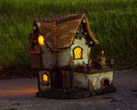 Tudor Crooked Creations Solar Home-EV6295