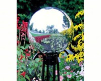 10 inch Silver Standard Gazing Globe-EV8102