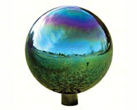 10 inch Arco Iris Standard Gazing Globe-EV8106