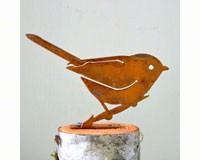 Bushtit Bird Silhouette-ELEGANTB704