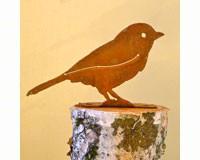 Chickadee Bird Silhouette-ELEGANTB706