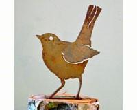 Baby Robin Bird Silhouette-ELEGANTB715