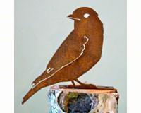 Bluebird Bird Silhouette-ELEGANTB716