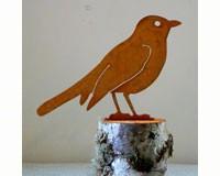 Robin Bird Silhouette-ELEGANTB718