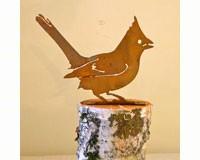 Cardinal Bird Silhouette-ELEGANTB721