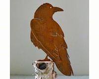 Raven Bird Silhouette-ELEGANTB731