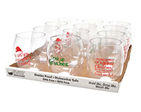 Best 3 Christmas Wine Tumbler Assortment ED1001-BC3