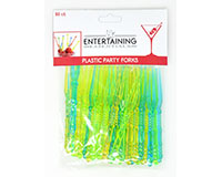 Plastic Party Forks - 50 pc-EE122
