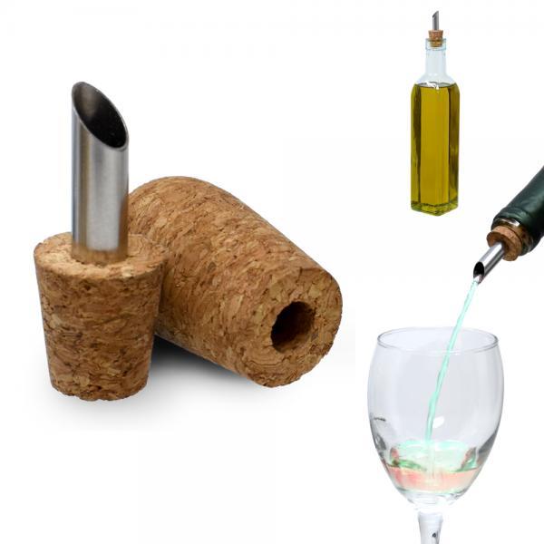 Cork Pourer & Stopper