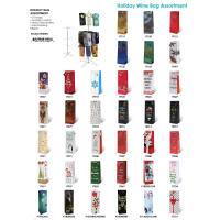 Holiday Wine Bag Assortment with Free Display Rack-HOLIDAYWINEFL