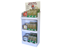 Wine Charm Tree & Hostess Set Display LSXMASDISP5
