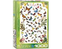 Butterflies 1000 pcs-EURO60000077