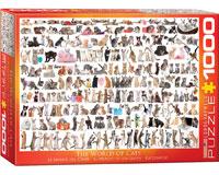 World of Cats 1000 pcs-EURO60000580