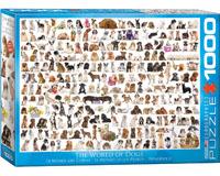 World of Dogs 1000 pcs-EURO60000581