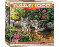 Double Trouble Kittens 1000 pcs-EURO60000796