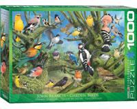 Garden Birds 1000 pcs-EURO60000967