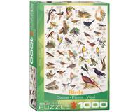 Birds of Field and Garden 1000 pcs-EURO60001259