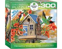 Trumpet Vines 300 pcs XL-EURO83000602