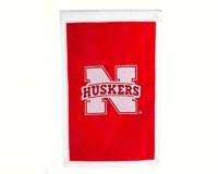 Nebraska Cornhusker Double Sided Regular Flag-EG15949C