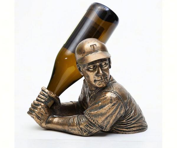 Texas Rangers Bam Vino Wine Bottle Holder