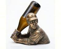 Texas Rangers Bam Vino Wine Bottle Holder-EG2BHBV4227