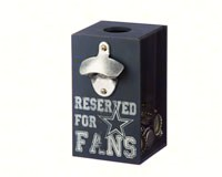 Dallas Cowboys Bottle Opener Cap Caddy-EG8BC3808A
