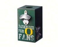 Oregon Ducks Bottle Opener Cap Caddy-EG8BC986A