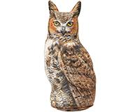 Horned Owl Door Stop-FE131