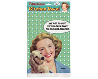 Allergic Dog Towel-FEE40