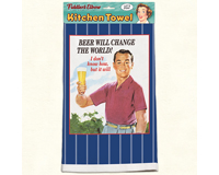 Beer Will Change The World Towel-FEE86