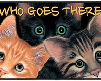 Peeping Toms Porch Doormat-FEX29