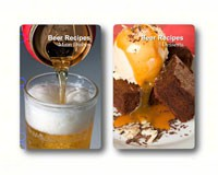 Double Deck Beer Recipe Playing Cards-FFPCGT015