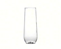 10 oz Stemless Flute - Clear-FINE2710CL
