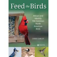 Feed the Birds: Attract and Identify 196 Common North American Birds-FIRE0228102014