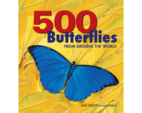 500 Butterflies From Around the World by Ken Preston Mafham-FIRE1770857124