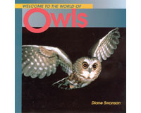 Welcome to the World of Owls by Diane Swanson-FIRE97815511001