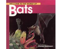 Welcome to the World of Bats by Diane Swanson-FIRE97815511078