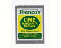 Franco's Lime Margarita Bar Mix-FCM235614