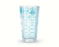 Good Measure Rum Recipe Glass-FRED5192623