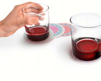 Decoder Drinks - Glass Coaster Set - 2-FRED5200157