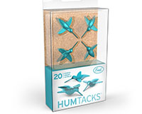 Hummingbird Push Pins-FRED5218457