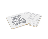 Good Measure Vodka Cocktail Recipe Coasters-FRED5229149
