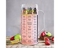 Good Measure Recipe Pitcher-FRED5240260