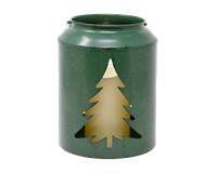 Green LED Tree Lantern-GE1015
