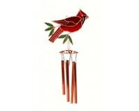 Cardinal Wind Chime-GE142