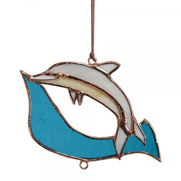 Dolphin Suncatcher GE188'