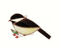Chickadee Suncatcher-GE225