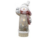 LED Winter Snowman Door Greeter-GE3008
